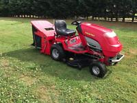 NOW SOLD Countax C400H Ride On Mower