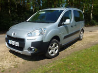 PEUGEOT PARTNER TEPEE 1.6 HDI 115 OUTDOOR