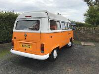 Volkswagen T2 Campervan by Danbury