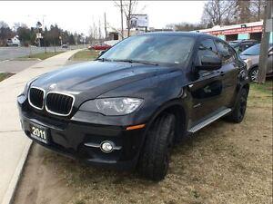 2011 BMW X6 35i Premium Sport DVD