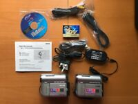 Samsung VPD351 Camcorder + a second camcorder for free