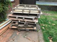 Unwanted pallets