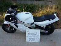 Yamaha FZR Genesis ex-up 1991