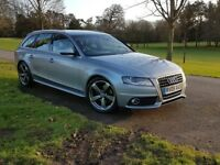 AUDI A4 ESTATE S-LINE MULTITRONIC 2009 ( FSH, CAMBELT, FLYWHEEL ) VERY GOOD CONDITION !!!
