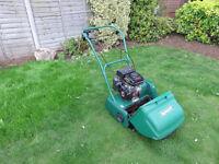 Qualcast 35 lawnmower