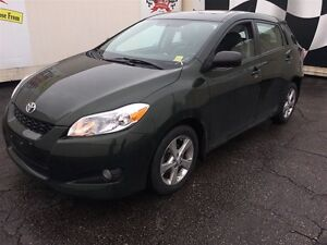 2012 Toyota Matrix Automatic, Sunroof, Only 93,000km