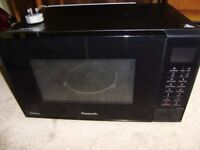 Micrwave oven by Panasonic, less then 1.5 years old
