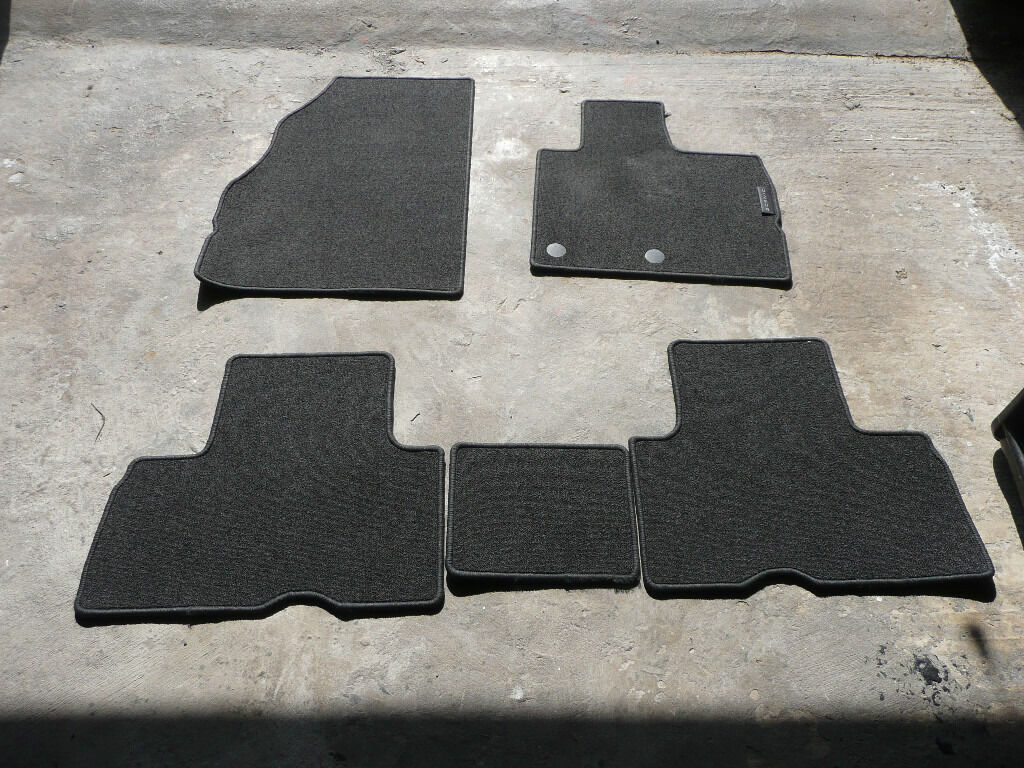 Renault Scenic Car Mats To Fit 2009 Upwards In Llanelli