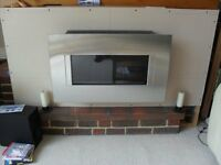 WALL HUNG GAS FIRE