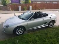 2004 1.8 MGTF convertible mgf