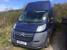 Citroen Relay 35 L4H3 120 XLWB Panel Van 2.2L