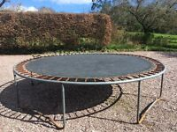TP Toys 10 foot Trampoline