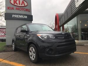 2018 Kia Soul LX ONE OWNER