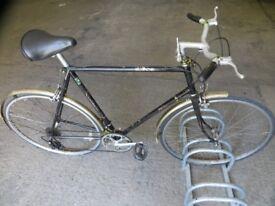 Vintage Hybrid Bike... Reynolds 531 steel frame