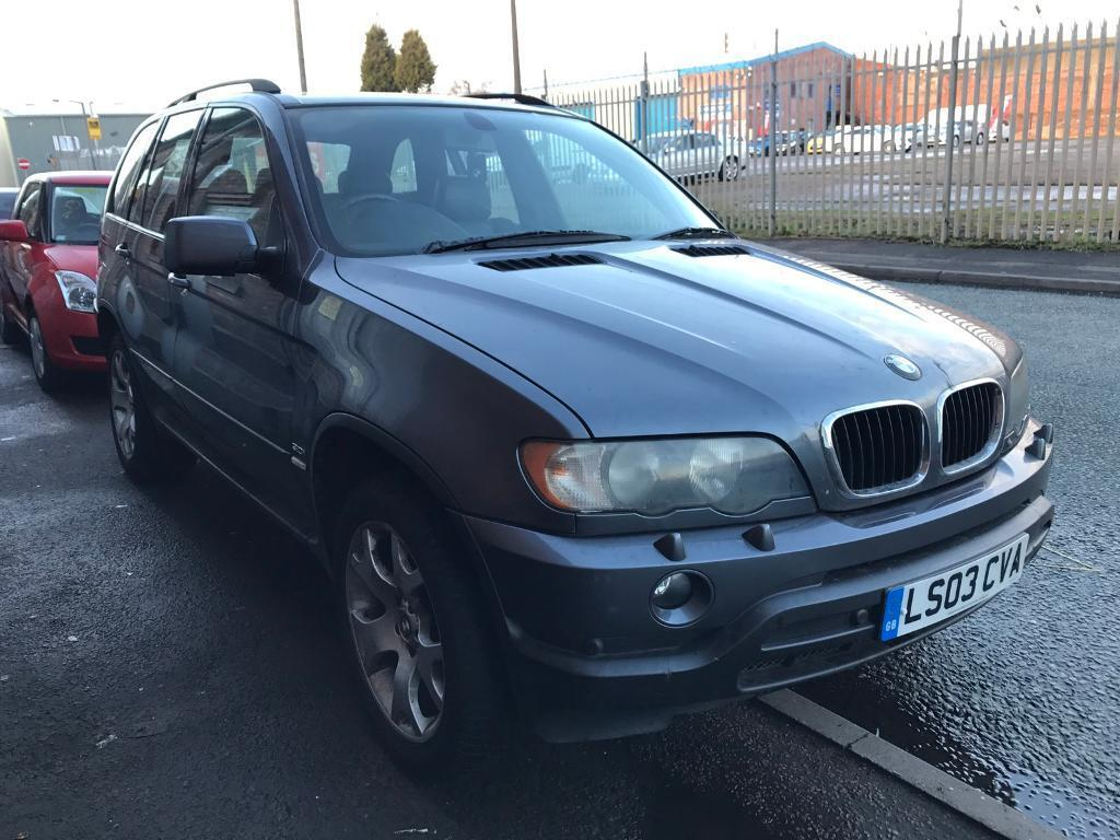 2003 bmw x5 sport 4x4 looks drives great rare manual hpi clear 12 months mot in. Black Bedroom Furniture Sets. Home Design Ideas