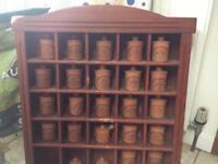 Henry Watson herb pots