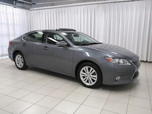2013 Lexus ES 350 SEDAN w/ HEATED/VENTED LEATHER, NAVIGATION & B