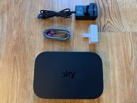 Sky ER110 Q Hub Wireless Router - Wires/Adapter included