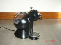 Krups Nescafe Dolce Gusto Melody 3 Coffee Maker (Black)