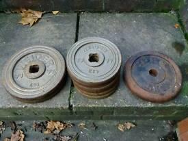 Cast weights