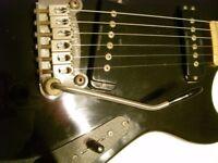 G & L SC-2 electric guitar - USA - '82-'83 - Black - Tele/Strat hybrid