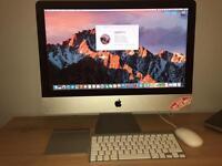 "iMac 21.5"" late 2013 i5 2.7 8GB RAM 1Tb"