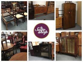 ** FURNITURE, CHAIRS, SOFA'S, TABLES, OTHER FURNITURE & BEDS **