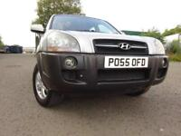 55 HYUNDAI TUCSON CDX 2.0 4X4,MOT JUNE 019,2 OWNERS,2 KEYS,PART HISTORY,STUNNING EXAMPLE,RELIABLE