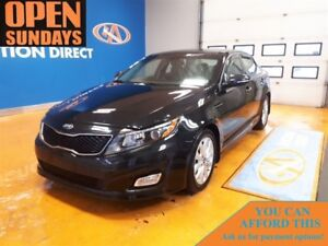 2015 Kia Optima EX SUNROOF! LEATHER! FINANCE NOW!