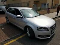 2010 Audi A3 Sport Sportback Tdi, 1.6 Diesel, 5DR, Automatic, 54000 Mileage