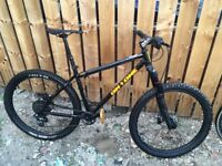 On one 456 650b steel hard tail excellent spec mint condition