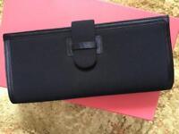 Jacques Vert Navy Clutch Bag