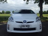 Toyota Prius T4 2011 One Year MOT 40K Mileage SAT NAV Reverse Camera - P/x welcome