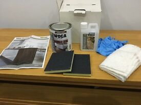 Woca worktop kit Natural brand new