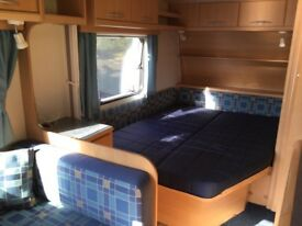 Adria Altea 432px 2004 fixed double bed motor mover clean tidy excellent working order
