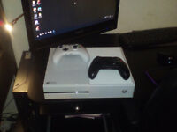 White Xbox One for sale