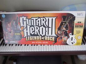 Guitar Hero Case (NOT GAME OR CONTROLLER)
