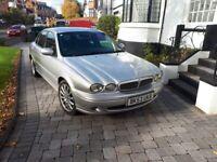 Jaguar, X-TYPE, Saloon, 2003, Manual, 1998 (cc), 4 doors