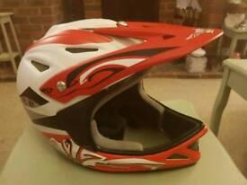 Briko Full Face BMX Helmet