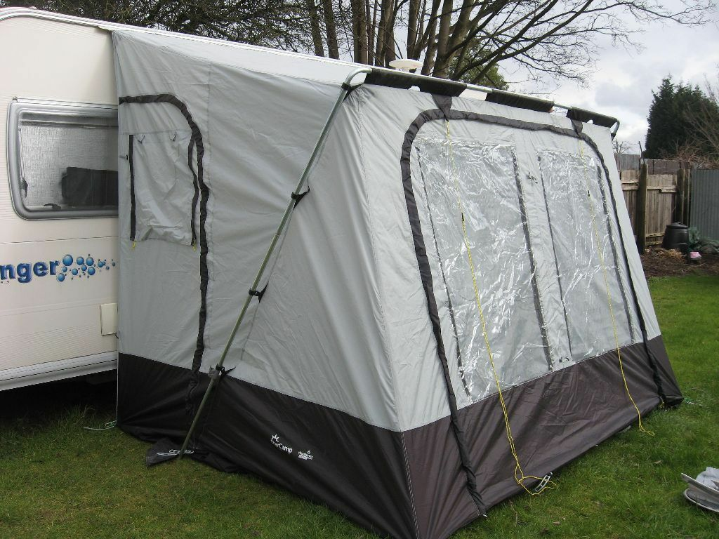 Star Camp Mistral 4000 Weathertex Caravan Awning In