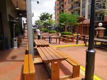 Outdoor garden furniture - picnic tables -  made in Yandina Sunshine Coast Region Preview
