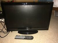 24inch tv, dvd combo