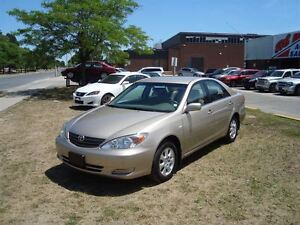 2003 Toyota Camry LE V6 ~ LOW MILEAGE ~ EXTRA CLEAN ~ ALLOY WHEE