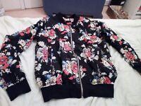 Cardigan florals