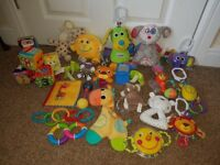 Baby Toys Lamaze / Little Tikes