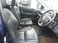 02 HONDA civic exective,leather ,alloys ,good history