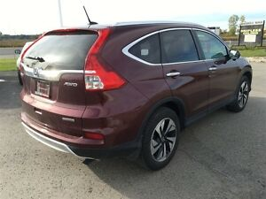2015 Honda CR-V Touring Stratford Kitchener Area image 6