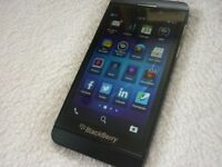 Blackberry Z10 - 16GB - Black (Unlocked)