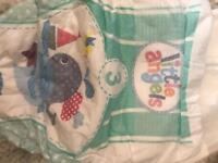 Free size 3 nappies