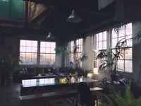 SUMMER SHORT TERM LET~ E2 warehouse room